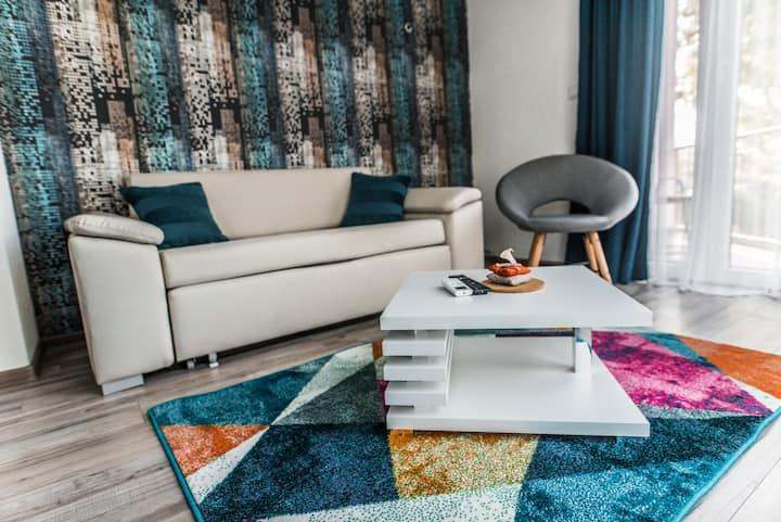 Villa Majestic - Turquoise Apartment