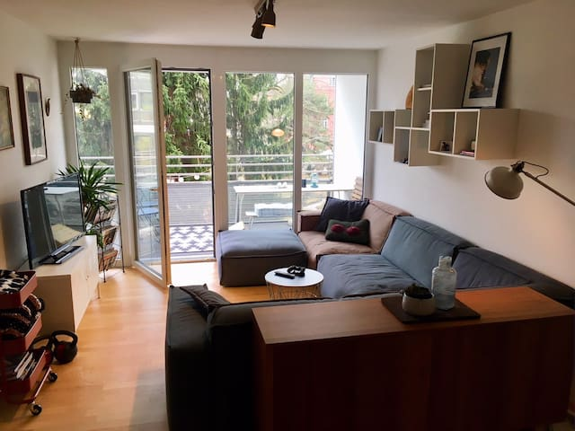 90m2 city apartment - PLEASE ASK FOR AVAILABILITY