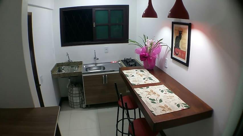 Private apartment in the north of Joinville