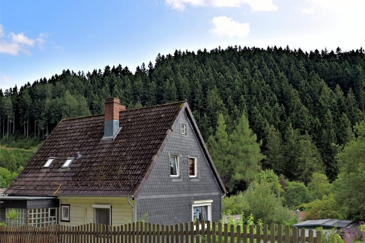 Pleasant Apartment in Wildemann amid Forest
