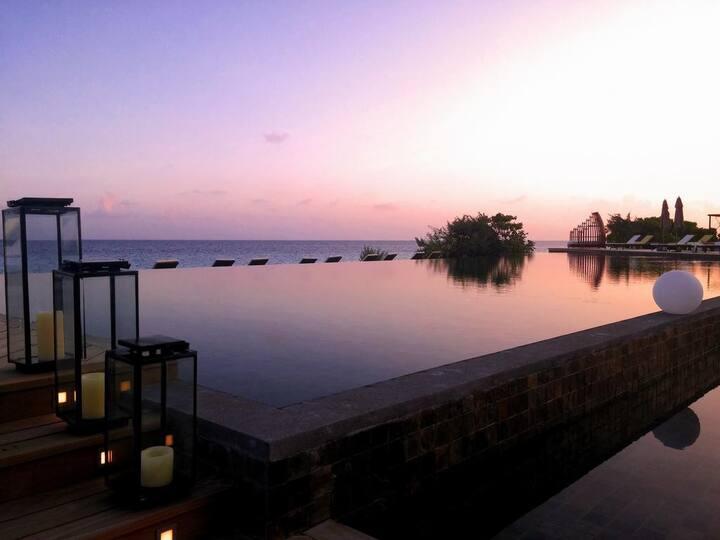 AMARI HOVADDA MALDIVES STANDART BEACH VILLA