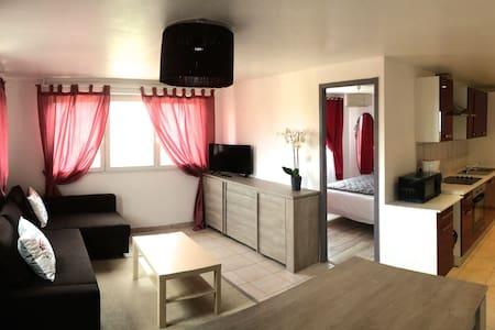 """Appartement en Champagne """" Le A"""" - Apartment"""