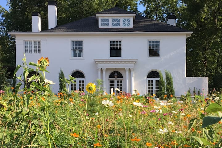 Restored Stately Historic Athens home