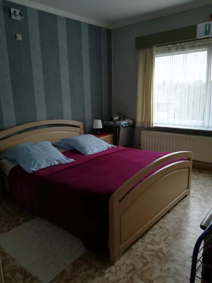 privékamer in rustig gelegen en gezellige B & B.