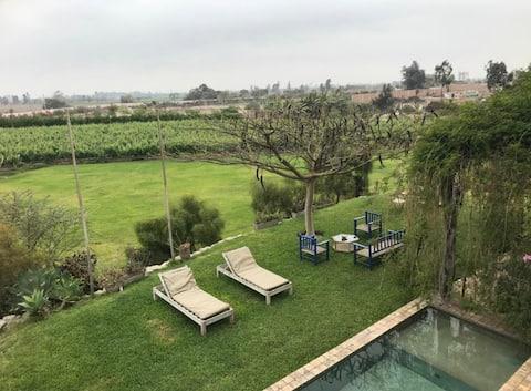 Casa de Campo, Distrito del Carmen Chincha Perú