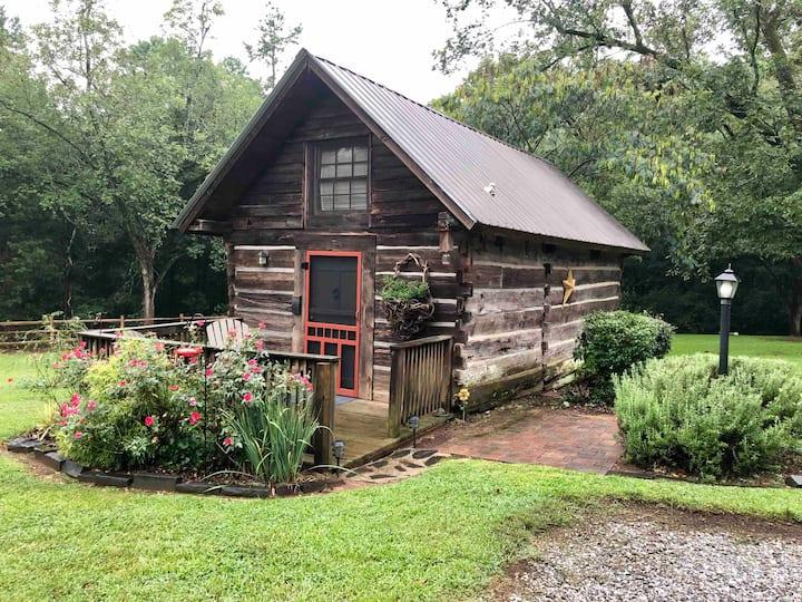 City Farm 25's Cozy Cabin