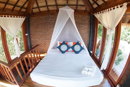 Duplex Sea View 4 - Ko Tao - Bed & Breakfast