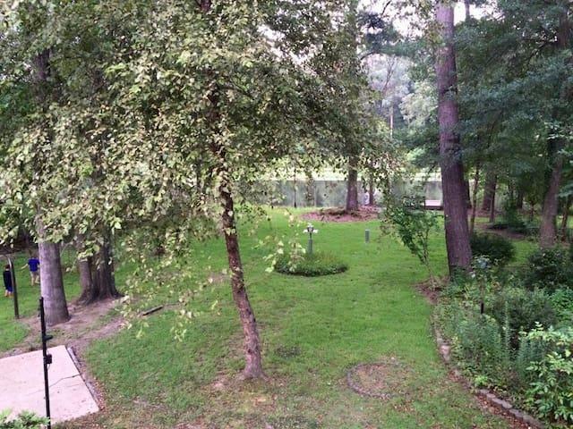 Beautiful Home on Lake with Big Backyard