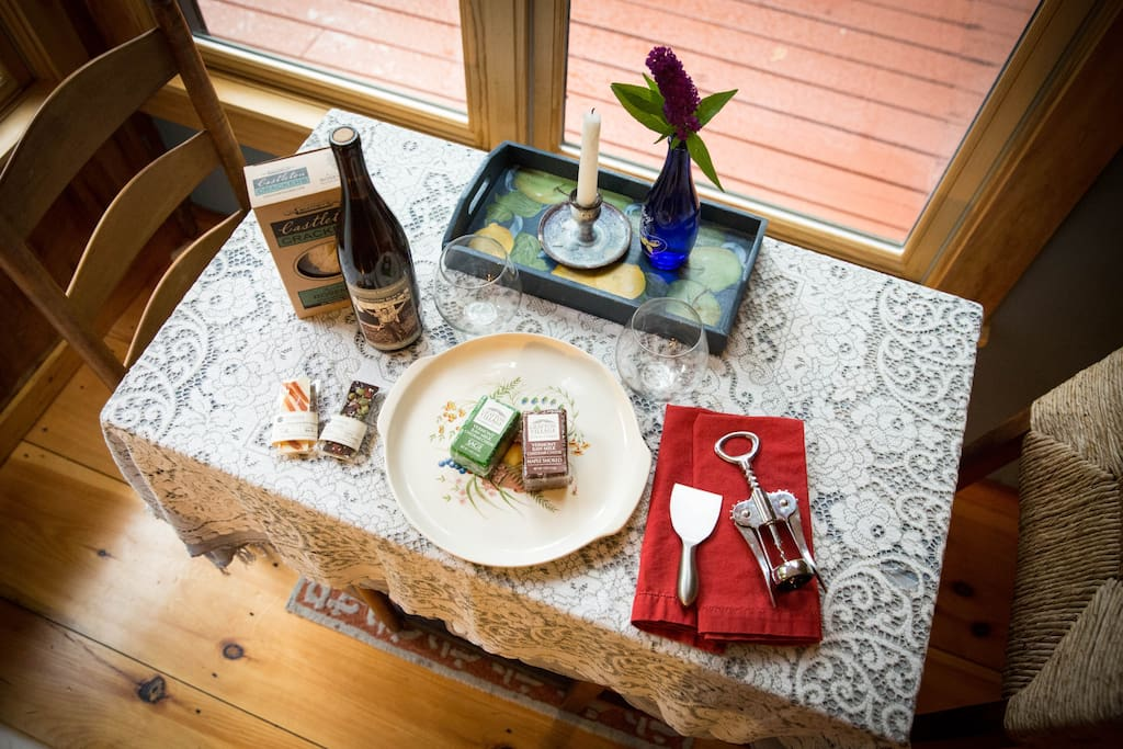 receive local treats when you stay 3 nights or more