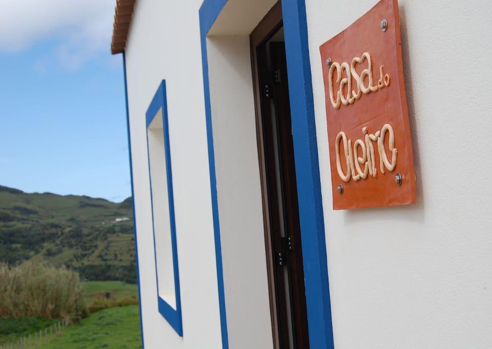 Entrance. Casa do Oleiro