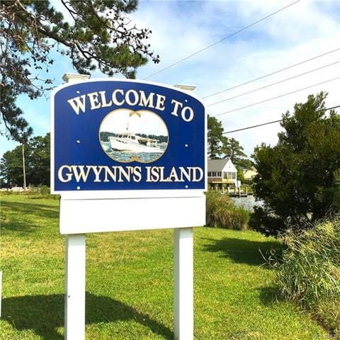 Gwynn's Island Mathews County Get Away