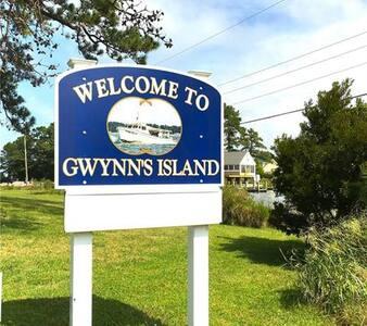 Gwynn's Island Mathews County Get Away