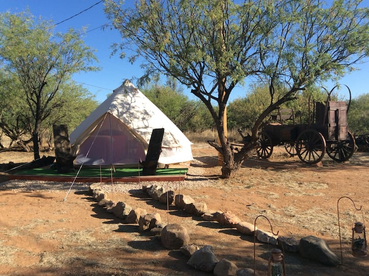 ThunderHorse Ranch ~Rustic Glamping Experience~#2