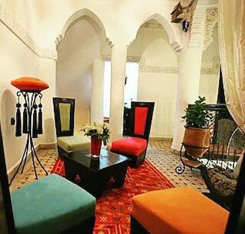 Salons Riad Eloise