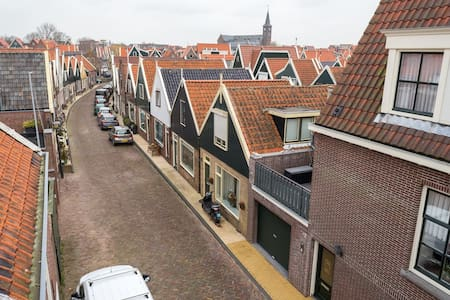 Beautifull house in centre Volendam - Volendam