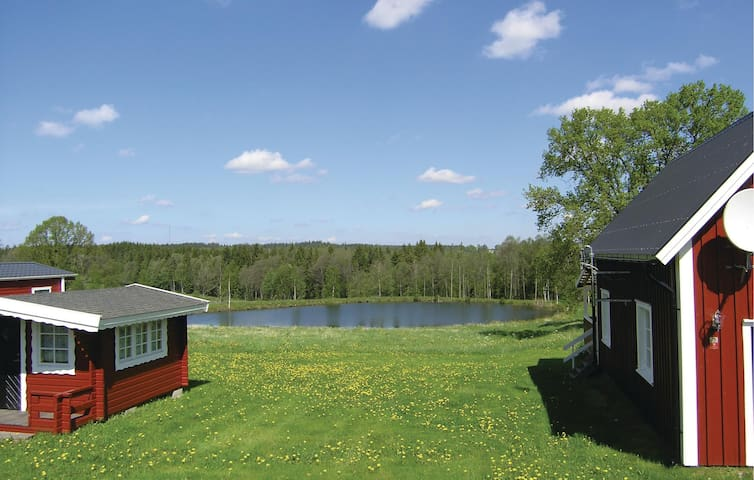 Holiday cottage with 2 bedrooms on 60m² in Dalstorp