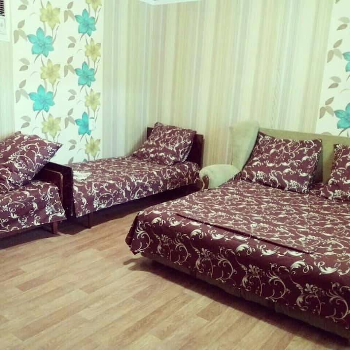 Сдам уютный домик в Степановке Первой