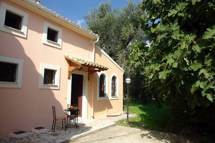 Corfu villa olive,  near the beach and the center
