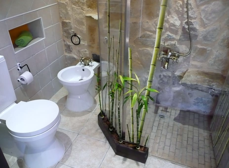 nice bathroom