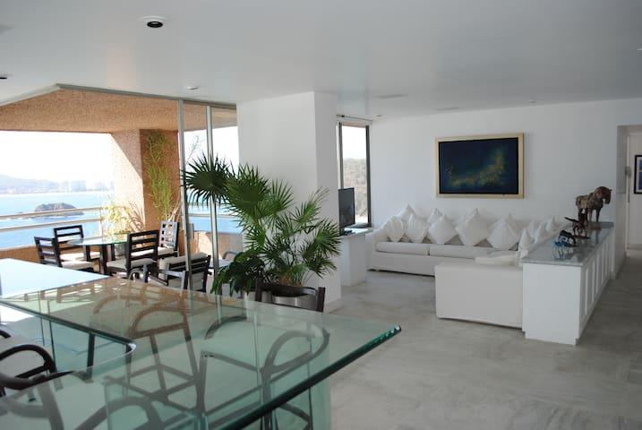 Condominium Ixtapa Zihuatanejo - Ixtapa - Byt