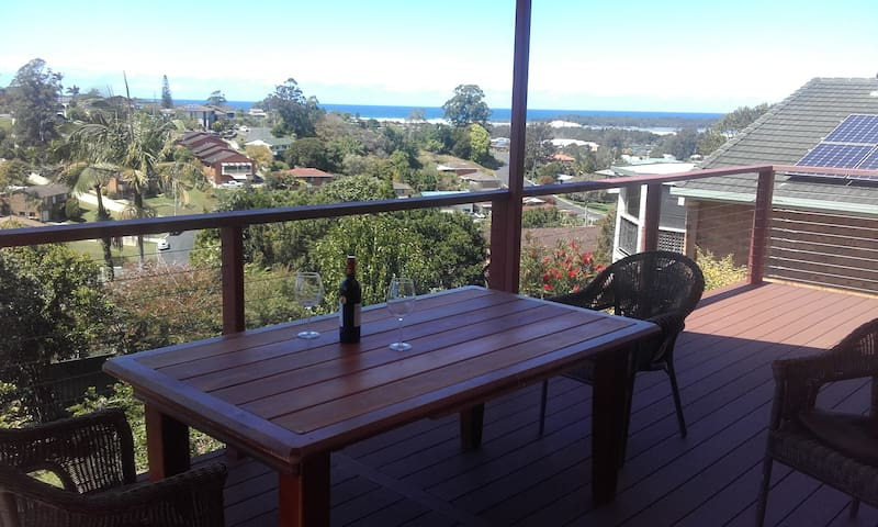 Nambucca Heads home with a view