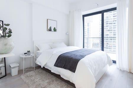 太古里春熙路独立房间+最便捷地理位置=最佳的入住体验/阅读房源介绍 - Chengdu - Apartmen