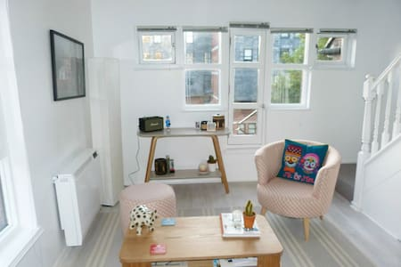 Modern flat in Pimlico Serviced by City Relay - Londres