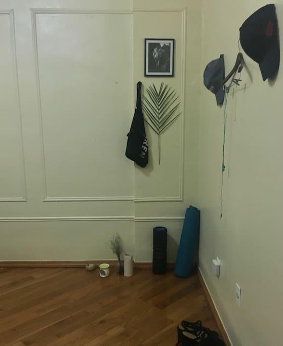 Transitional room