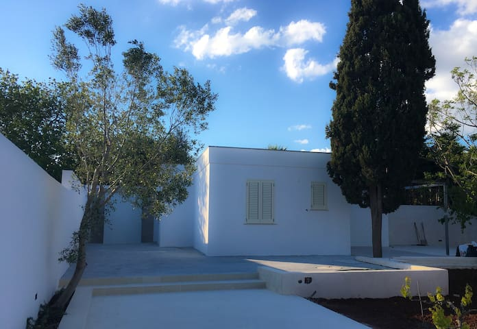 Una panoramica della casa