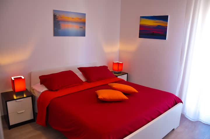 "Room ""Bonagia"" letto King size"