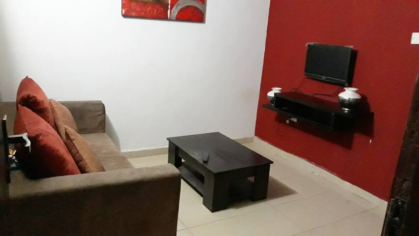 One Bedroom Guest Lodge in Yaba