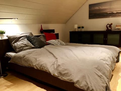 77 m² Lebensraum bis 4 Personen in perfekter Lage