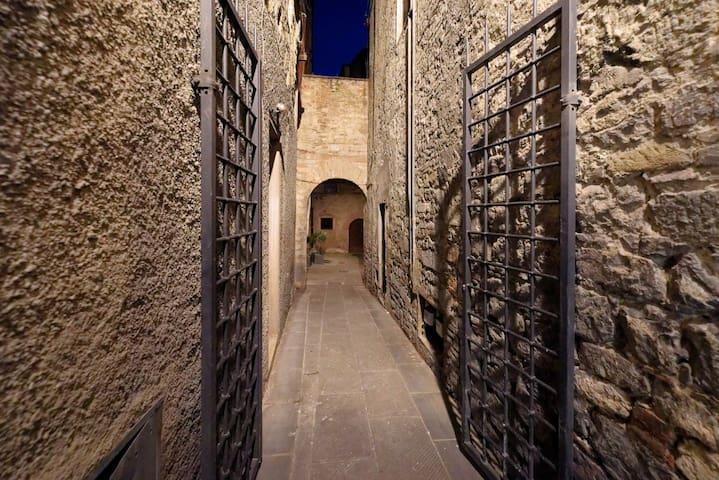 Centro storico di Perugia  Monolocale del Dado