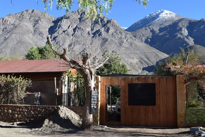 Private Guesthouse in Rivadavia, Elqui, Chile