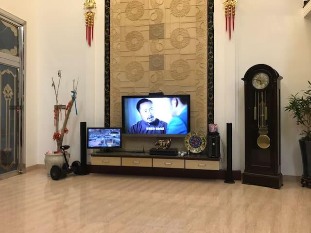 新裝修,房屋乾淨整潔,通風明亮 - Changhua City - Huis