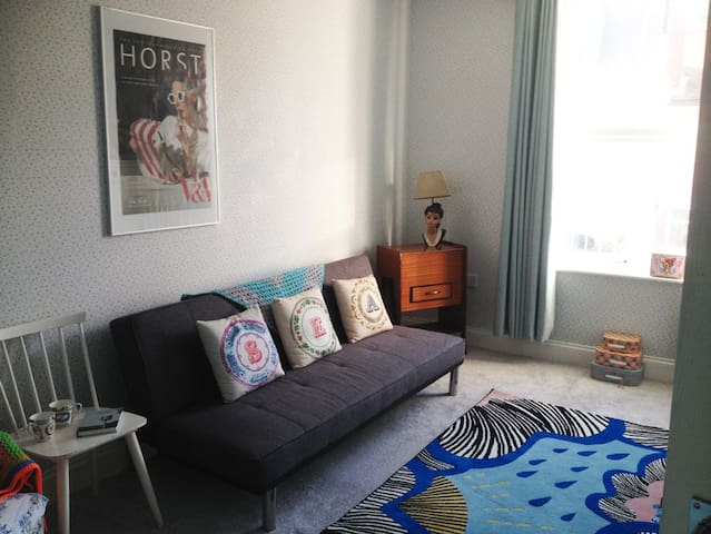 Stylish seaside flat on Aldeburgh High Street - Aldeburgh - Apartamento