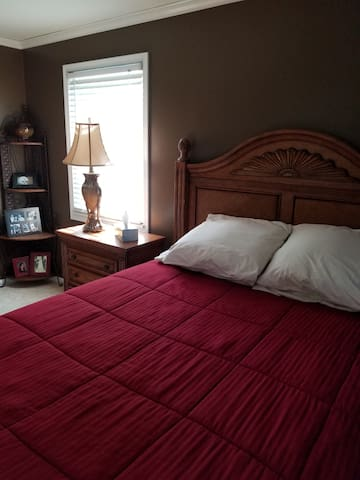 Washington Township Oasis - Bedroom 1