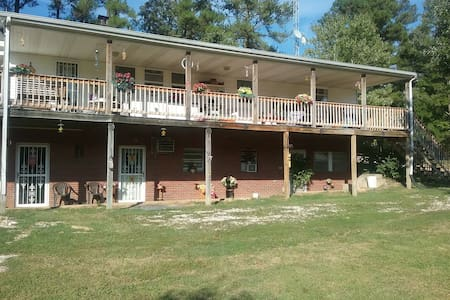 Big Sandy Sulphur Creek, Large Guest Suite