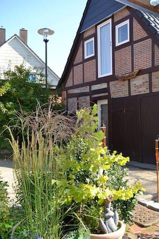 SPATZENNEST, gemütliches Appartement mit Terrasse