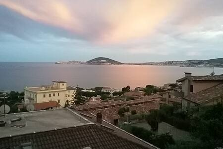 Casa Flora, sea views and tranquility - Formia - Apartment
