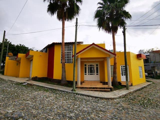 Casa las Palmas