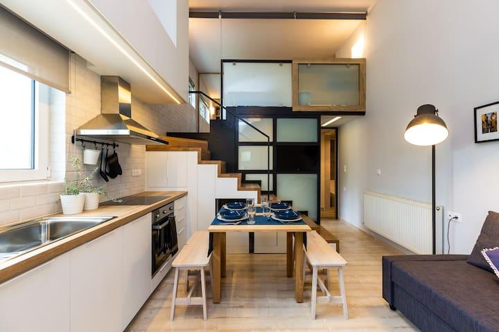 Modern house close to Rethymno