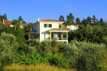 Beautifully situated three bedroom  villa - Mangualde
