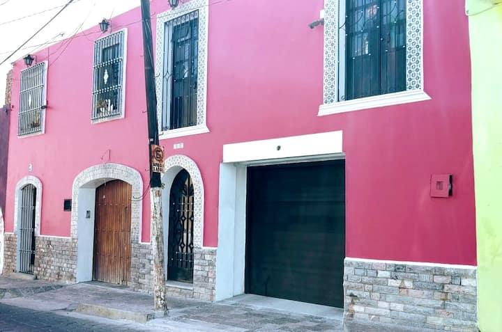 Villa D´Spitia Confortable Depa2 en Atlixco Centro