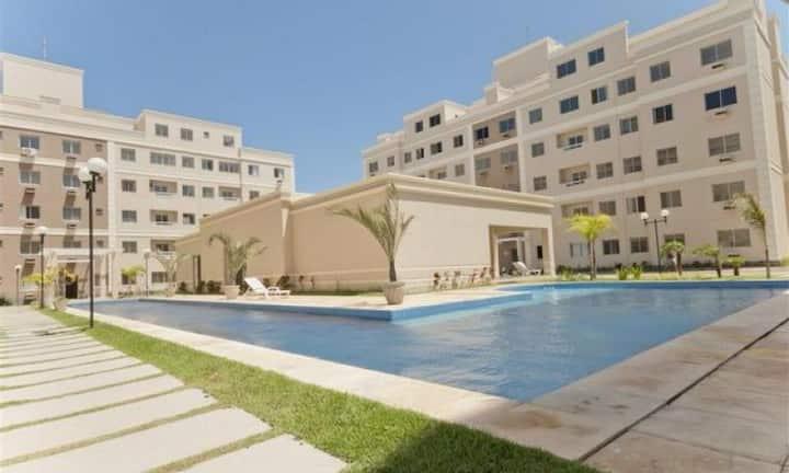 Apartamento em Fortaleza próximo a Praia do Futuro