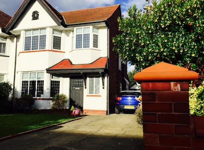Southport character house 3.8 miles from Open Golf - 紹斯波特(Southport)