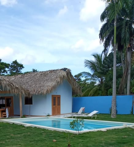 Guestroom 2 pax - 350m from the beach punta popy
