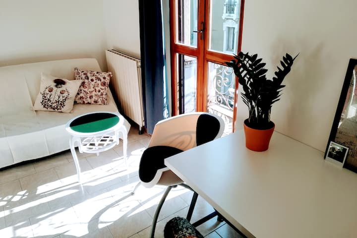Cosy apartment in the quarter ISOLA, city center