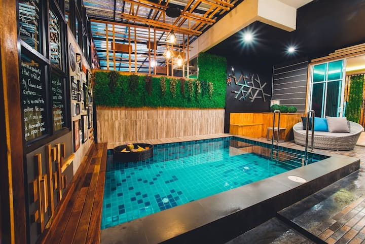 The Narada 2 bedrooms private pool Villa krabi