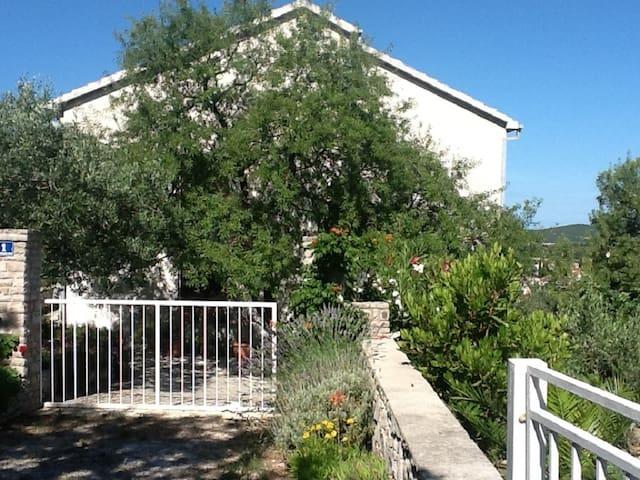 Appartamento BAS A1(2+2) Maslinica, Isola di Solta